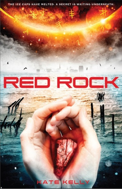 Red Rock by Kate Kelly cover