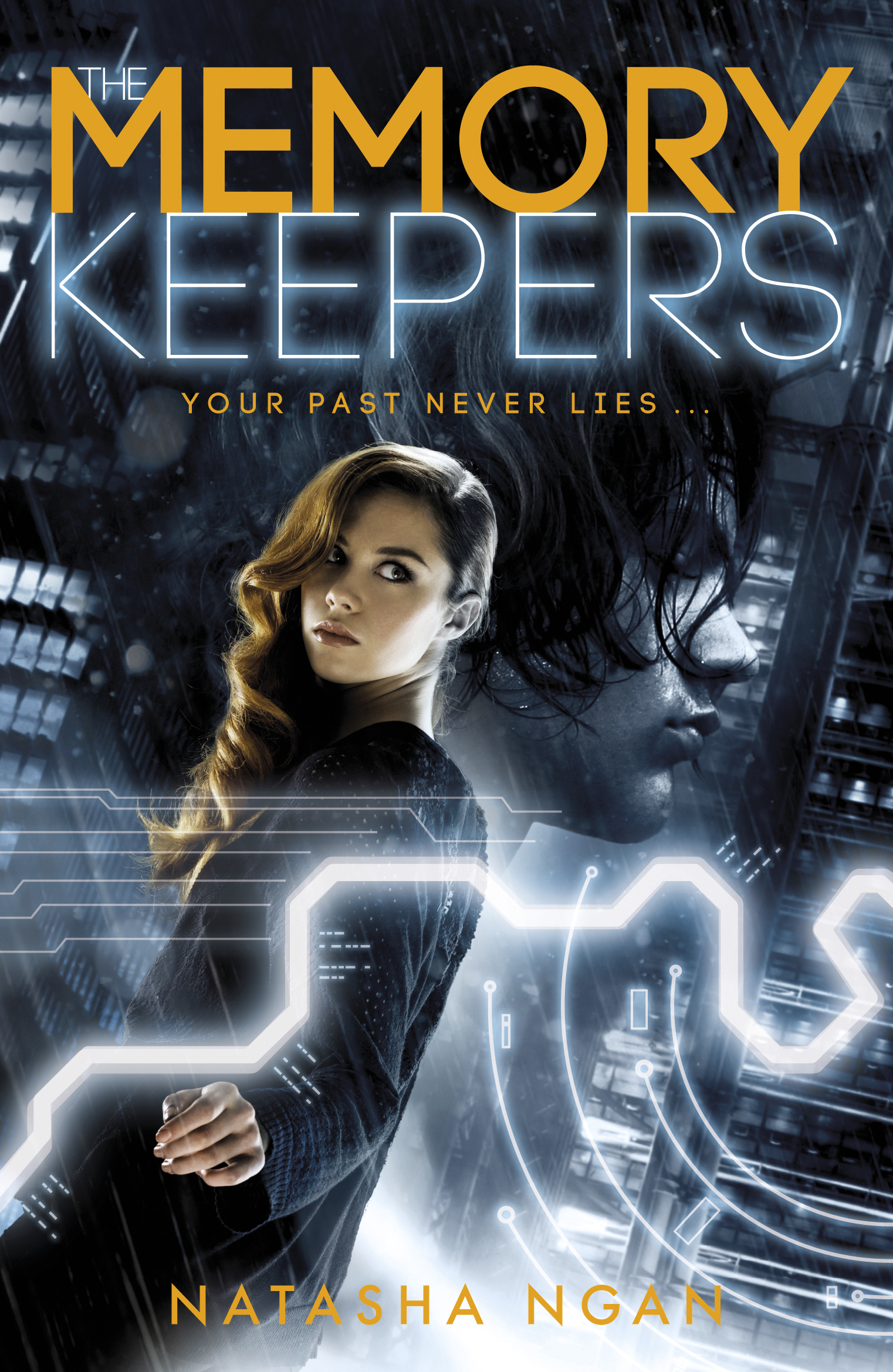 The Memory Keepers by Natasha Ngan cover