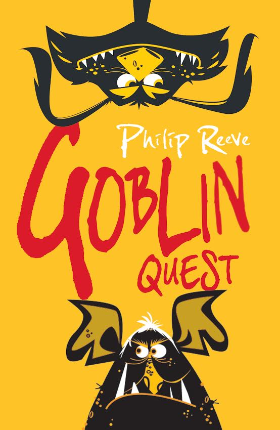 Philip Reeve Goblin Quest cover