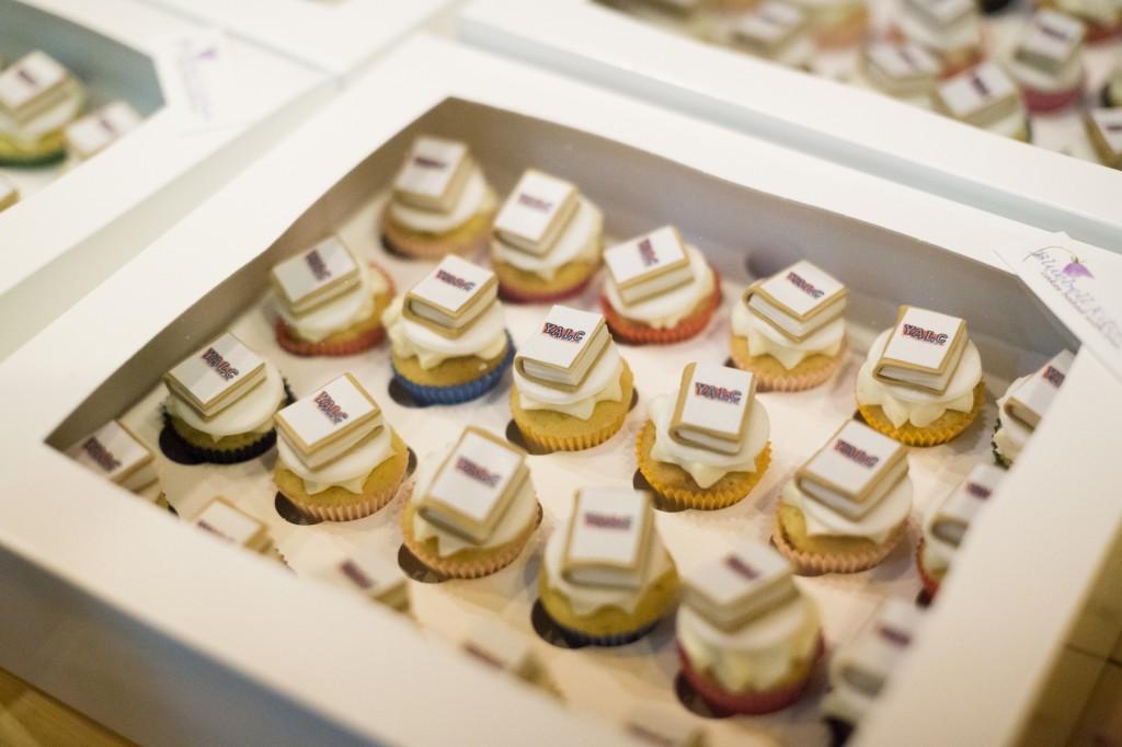 YALC cupcakes